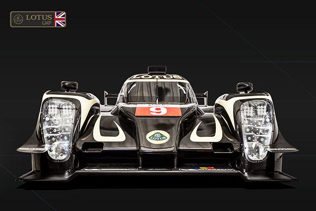 ロータス、新LMP1『P1/01』をル・マンで発表(3)