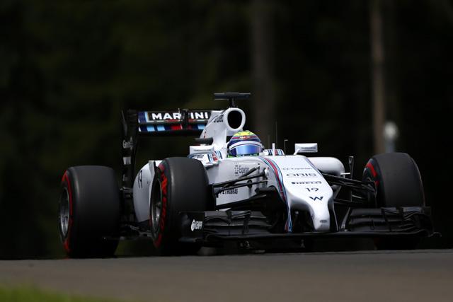 F1第8戦オーストリアGP
