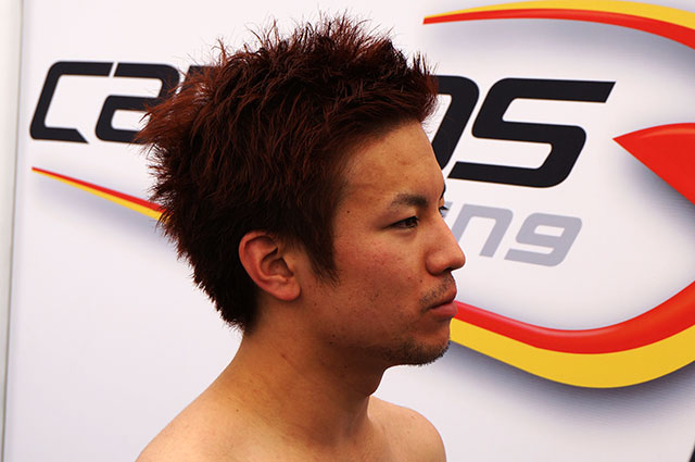 GP2決勝2:ウイング破損も伊沢、2戦連続入賞(3)