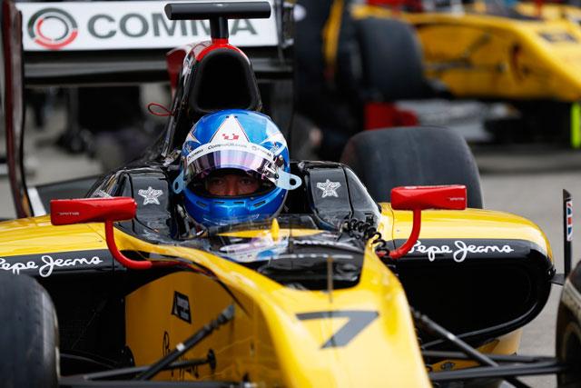 GP2ランキング:ウイリアムズドライバーが追い上げ(1)