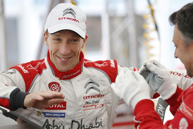 WRCポーランド:オジエ安定の首位発進(2)