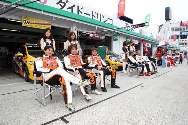 BRP★J'S RACINGフィット3、S耐第2戦はクラス4位(4)