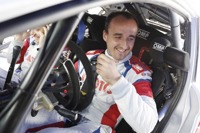 WRCポーランド:WRCプレ会見「ラリーの腕を磨きたい」(1)