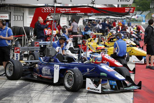 FIA、2015年にF3の中東カップを開催(1)