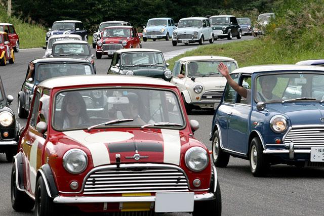 ミニ・サーキットフェスティバルは8月末に開催(1)