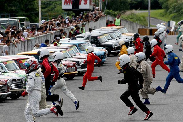 ミニ・サーキットフェスティバルは8月末に開催(2)
