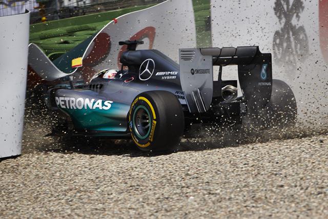 F1第10戦ドイツGP