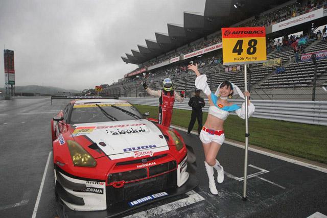 DIJON Racing、SGT第5戦富士は20位完走(4)