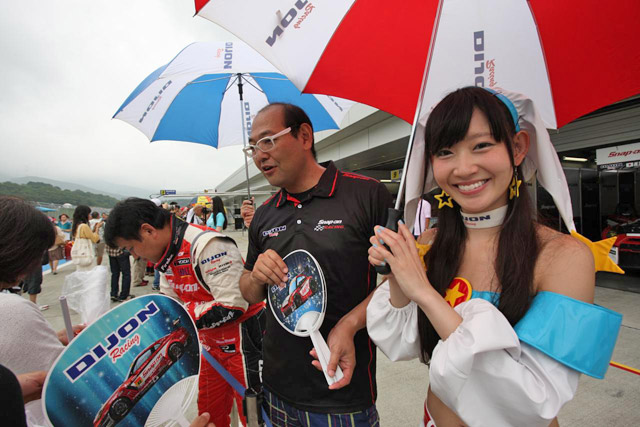 DIJON Racing、SGT第5戦富士は20位完走(5)