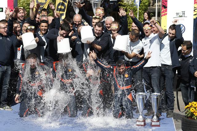 WRCドイツ:ヒュンダイが1-2でWRC初勝利!(2)