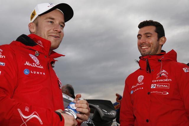 WRCドイツ:ヒュンダイが1-2でWRC初勝利!(5)