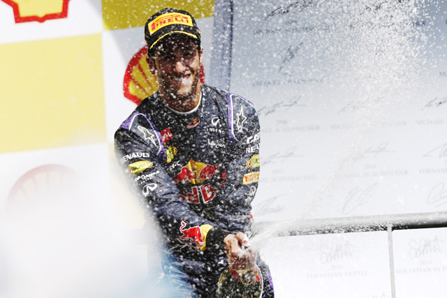 F1第12戦ベルギーGP