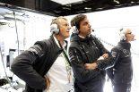 F1 | 【決勝無線】リタイアを進言したハミルトンの思惑