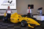 スーパーGT   GTA、FIA-F4の概要発表。童夢F110シャシー公開