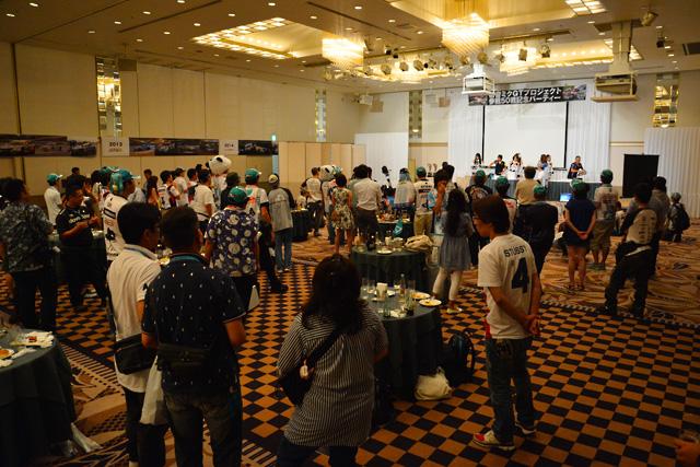 初音ミクGTプロジェクト50戦! 記念のパーティ開催(4)