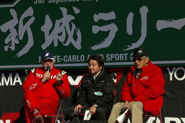 初代WRCチャンピオン、ワルデガルド逝く(1)