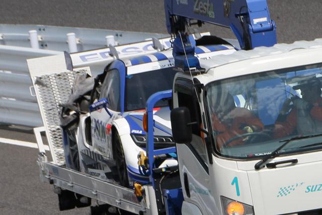 2014スーパーGT第6戦鈴鹿1000km