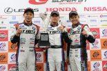 スーパーGT   飯田「正直に言って楽なレースではなかった」