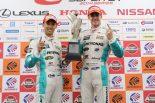 スーパーGT   ロシター「とても気持ちの良いレースだった」