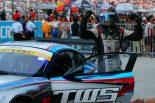スーパーGT   TWS Z4、ARTAとの熾烈な戦いを制しGT300初勝利!