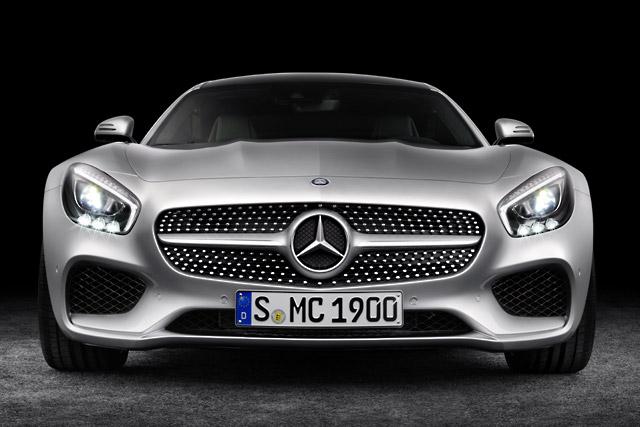 次期GT3のベース車? メルセデス『AMG GT』を公開(4)