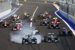 F1   ロシアGP、2015年のナイトレース開催を断念