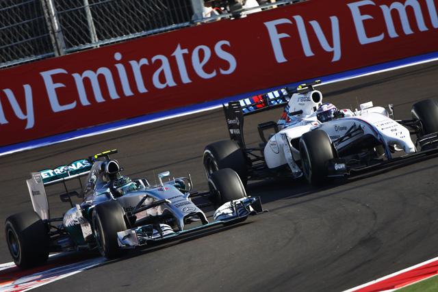 2014 F1第16戦ロシアGP