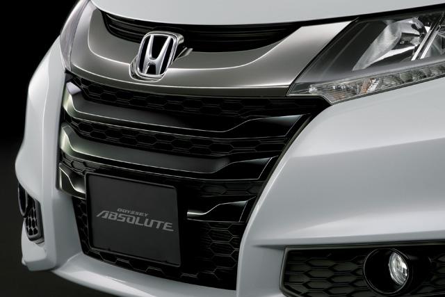 ホンダ、オデッセイ20周年特別仕様車を発売(3)