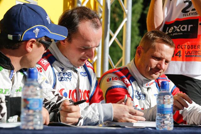 WRCスペイン:デイ2「最後まで戦い続ける」(4)
