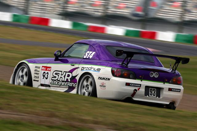 S耐鈴鹿:ST4はGAZOO Racing 86が逆転勝利(4)