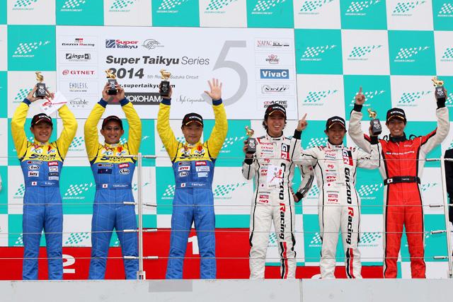 S耐鈴鹿:ST4はGAZOO Racing 86が逆転勝利(8)