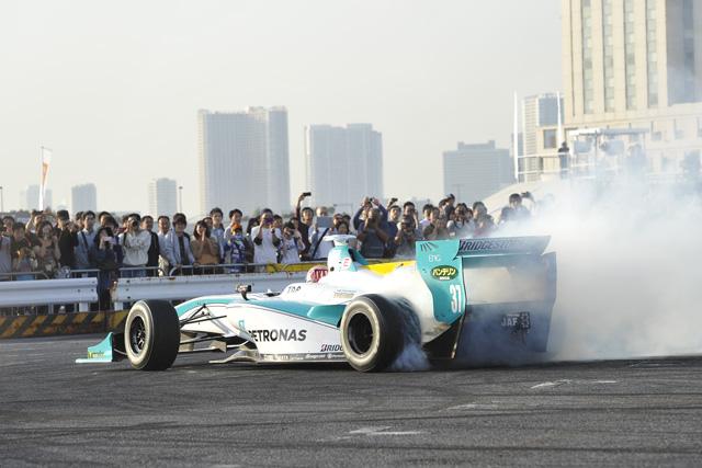 MSJ開幕、サーキット感の増したコースで迫力の走り(1)