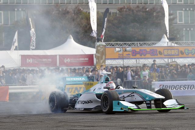 モータースポーツジャパン 2014 フェスティバル イン お台場