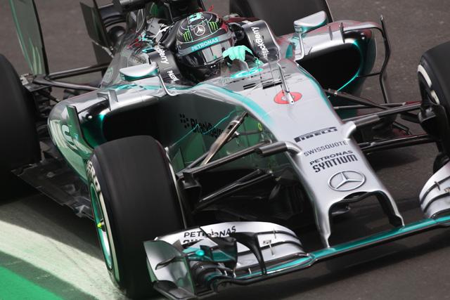 2014 F1第18戦ブラジルGP