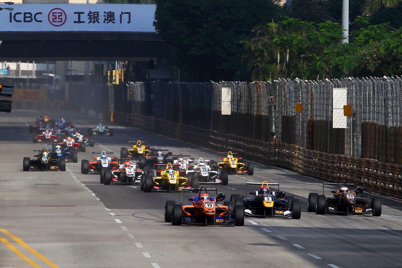 F3マカオGP:予選レース結果(1)