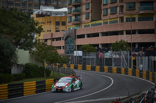 WTCCホンダ:レースセットでの速さに自信(4)