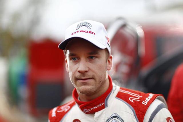 WRC英国:デイ2「途中までは3位でも構わない」(3)