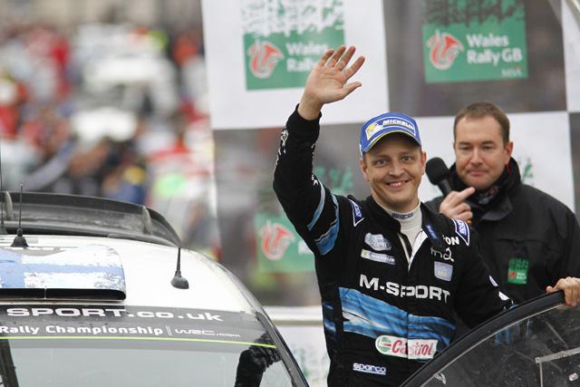 WRC英国:オジエ、盤石の強さで最終戦を飾る(2)