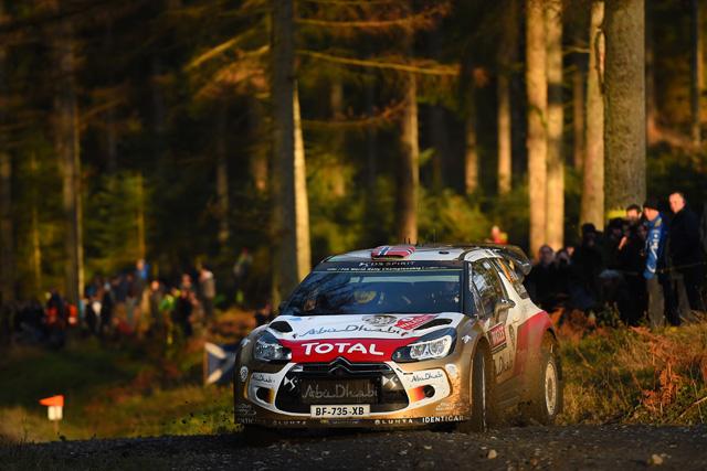 WRC英国:オジエ、盤石の強さで最終戦を飾る(3)