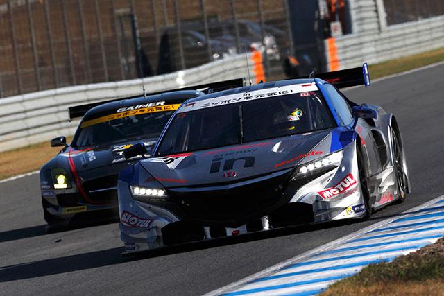 ホンダ、18号車がSGT最終戦で3位表彰台を獲得(2)