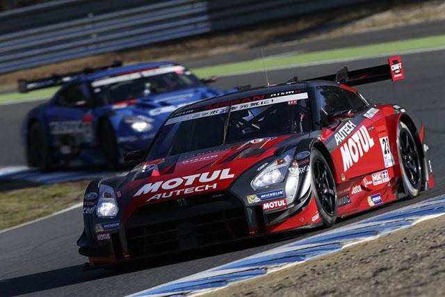 ニッサン、MOTUL AUTECH GT-Rが逆転王座獲得(2)