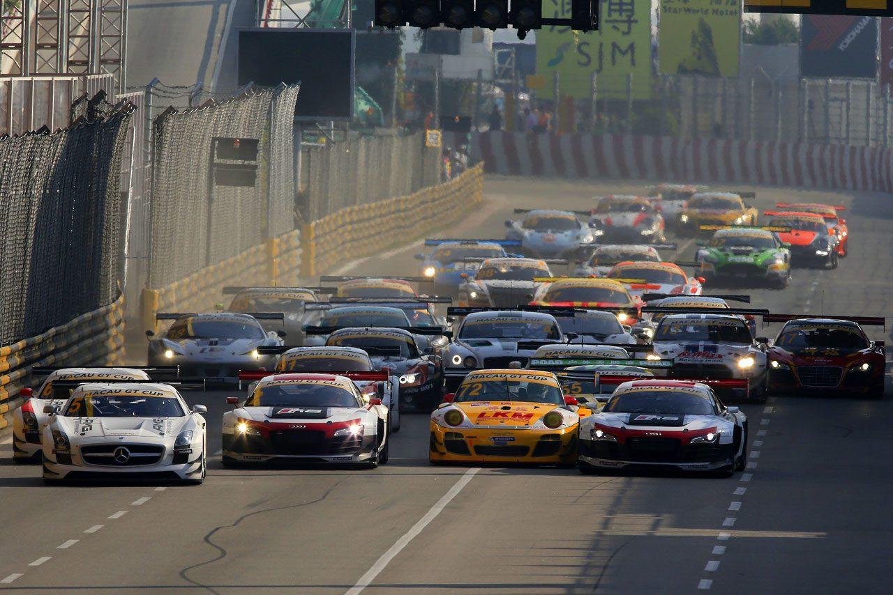 横浜ゴム マカオGP2014レースレポート(4)(4)