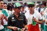F1 | 【ペレスに質問】F1の世界で友情は成り立つ?