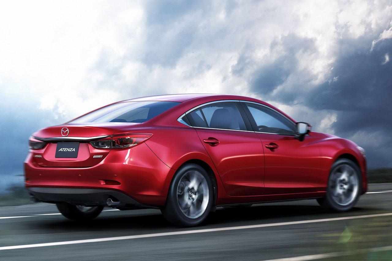 マツダ6、CX-5の改良モデルがLAショーで世界初公開(3)