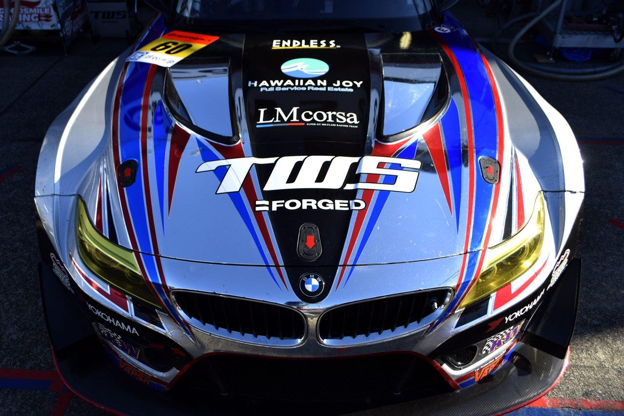 SGT最終戦 ボンネットギャラリー TWS LM corsa BMW Z4
