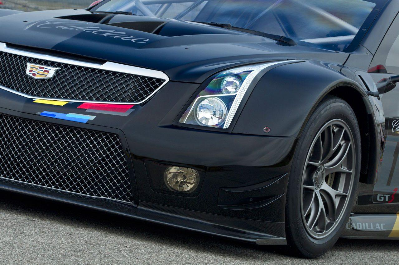 キャデラック、GT3規定準拠のATS-V.Rを発表(5)