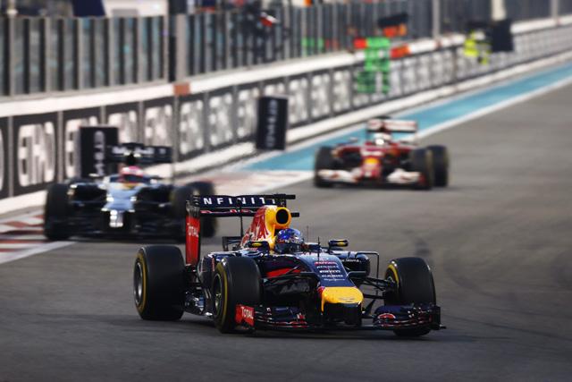 2014 F1第19戦アブダビGP