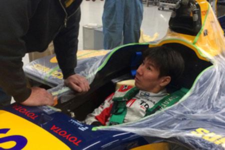 可夢偉、SF岡山テストはチームルマンから参加へ(1)