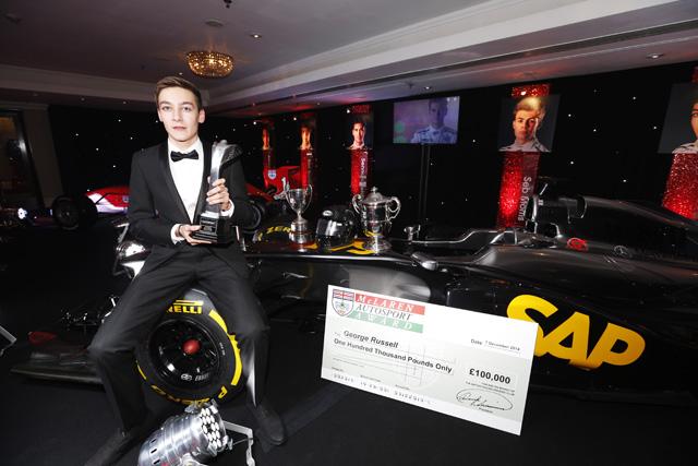 最優秀ドライバーにハミルトン、英オートスポーツ賞(4)