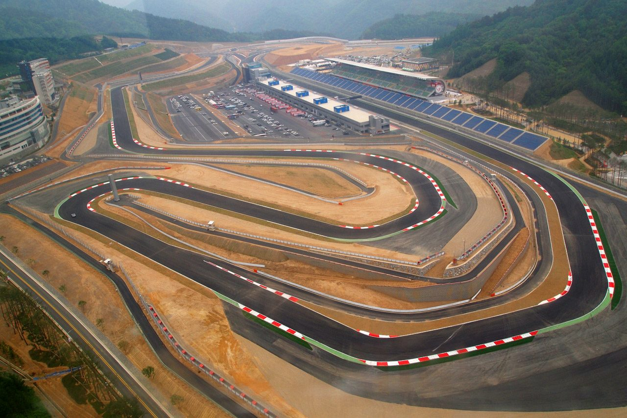 2015年に韓国でスーパーFJを開催。費用も少額(2)